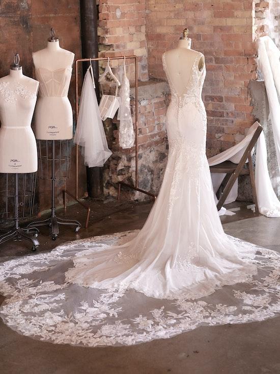 Sottero and Midgley Wedding Dress Alec 21SW861A01 Alt104