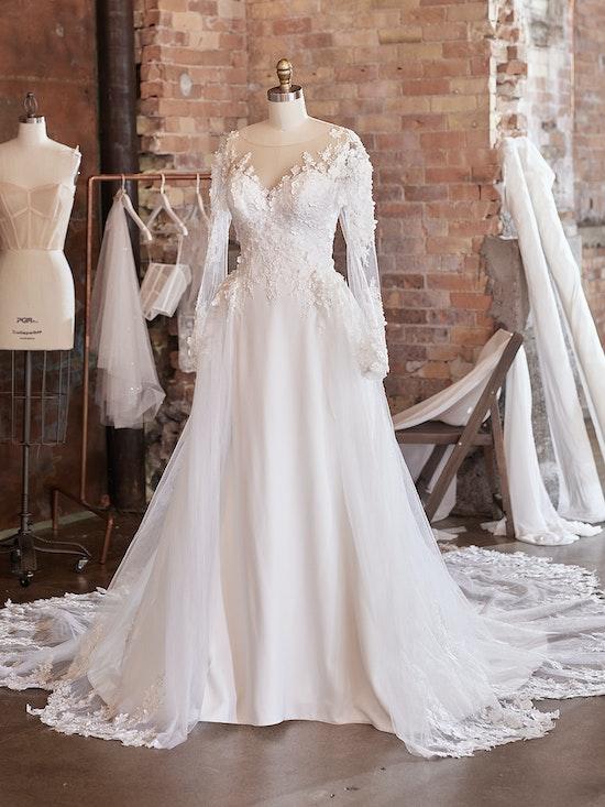 Sottero and Midgley Wedding Dress Arta 21SC824B01 Alt100