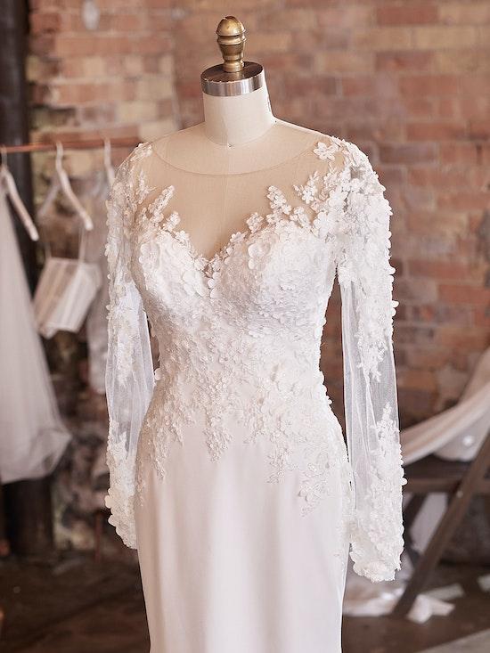 Sottero and Midgley Wedding Dress Arta 21SC824B01 Alt101