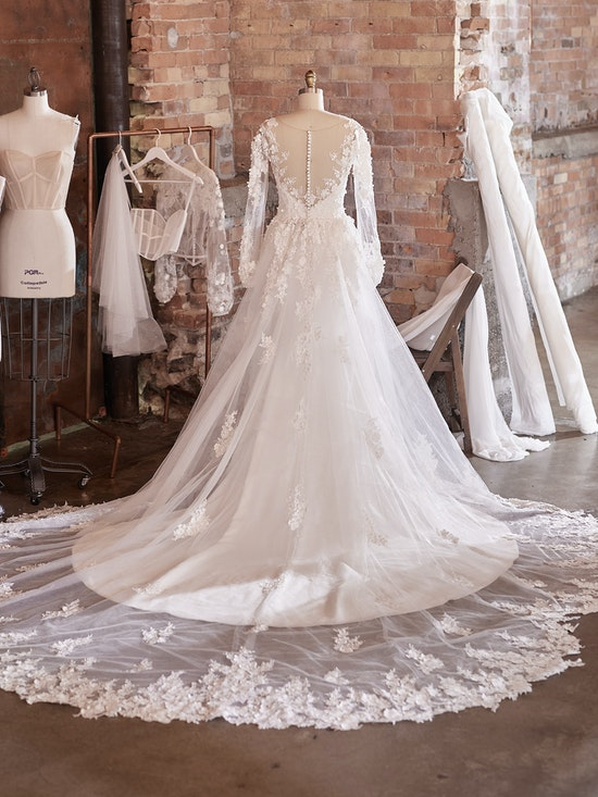 Sottero and Midgley Wedding Dress Arta 21SC824B01 Alt104