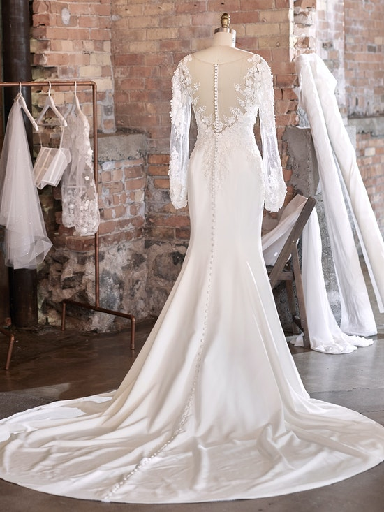 Sottero and Midgley Wedding Dress Arta 21SC824B01 Alt106