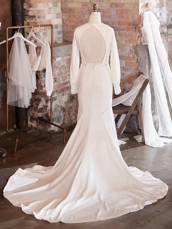 Sottero and Midgley Wedding Dress Austin 21SZ839A01 Alt100