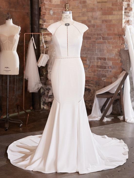 Sottero and Midgley Wedding Dress Austin 21SZ839C01 Alt100
