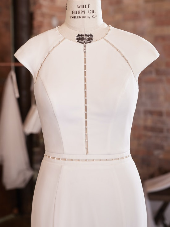 Sottero and Midgley Wedding Dress Austin 21SZ839C01 Alt101
