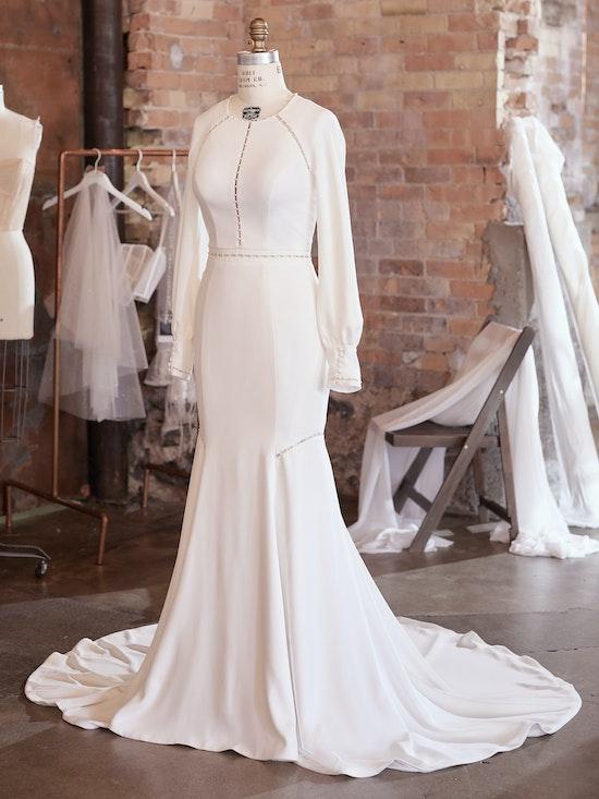 Sottero and Midgley Wedding Dress Austin Leigh 21SZ839B01 Alt101