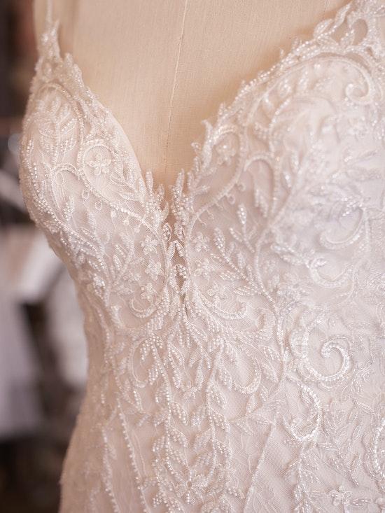 Sottero and Midgley Wedding Dress Barrett 21SK809A01 Alt102