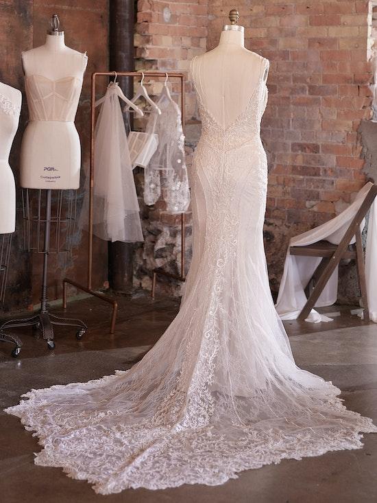 Sottero and Midgley Wedding Dress Barrett 21SK809A01 Alt105