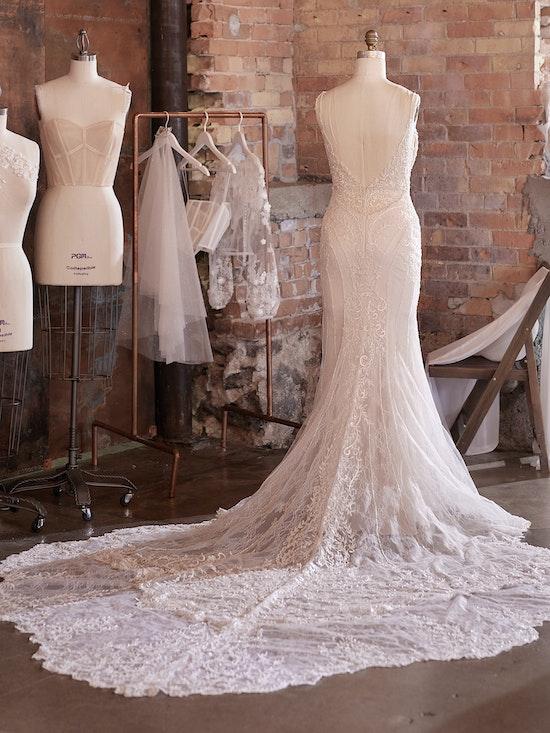 Sottero and Midgley Wedding Dress Barrett 21SK809A01 Alt106