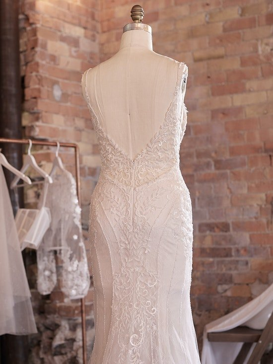 Sottero and Midgley Wedding Dress Barrett 21SK809A01 Alt107
