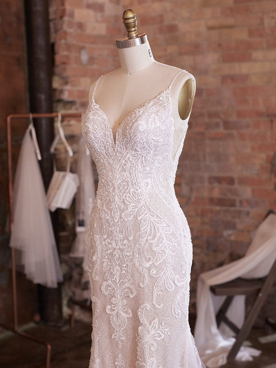 Sottero and Midgley Wedding Dress Brielle 21SC756A01 Alt101