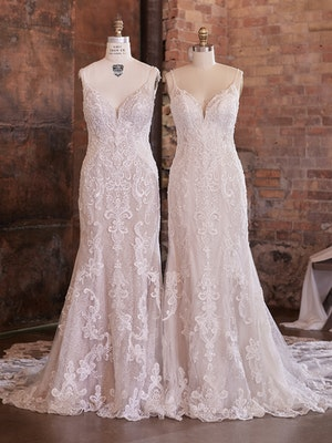 Sottero and Midgley Wedding Dress Brielle 21SC756A01 Alt107