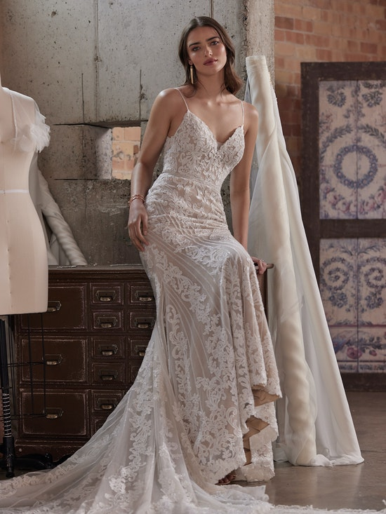 Sottero and Midgley Wedding Dress Cambrie 21SK789A01 Alt050