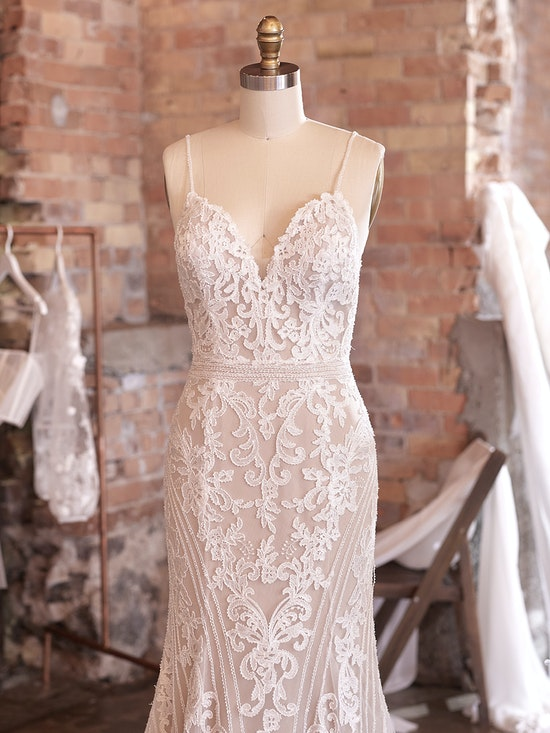 Sottero and Midgley Wedding Dress Cambrie 21SK789A01 Alt101