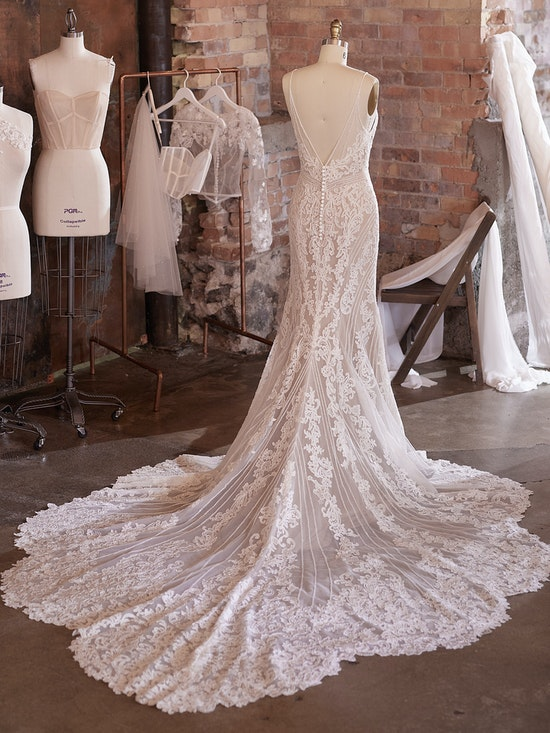 Sottero and Midgley Wedding Dress Cambrie 21SK789A01 Alt104