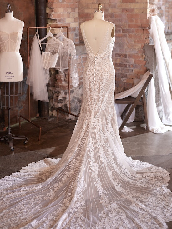 Sottero and Midgley Wedding Dress Cambrie 21SK789A01 Alt105