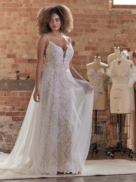 Sottero and Midgley Wedding Dress Dasha 21SN757A01 Alt050