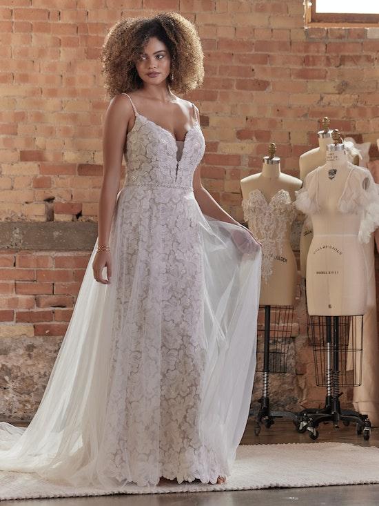 Sottero and Midgley Wedding Dress Dasha 21SN757A01 Alt050