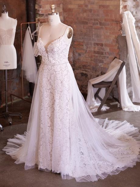 Sottero and Midgley Wedding Dress Dasha 21SN757A01 Alt100