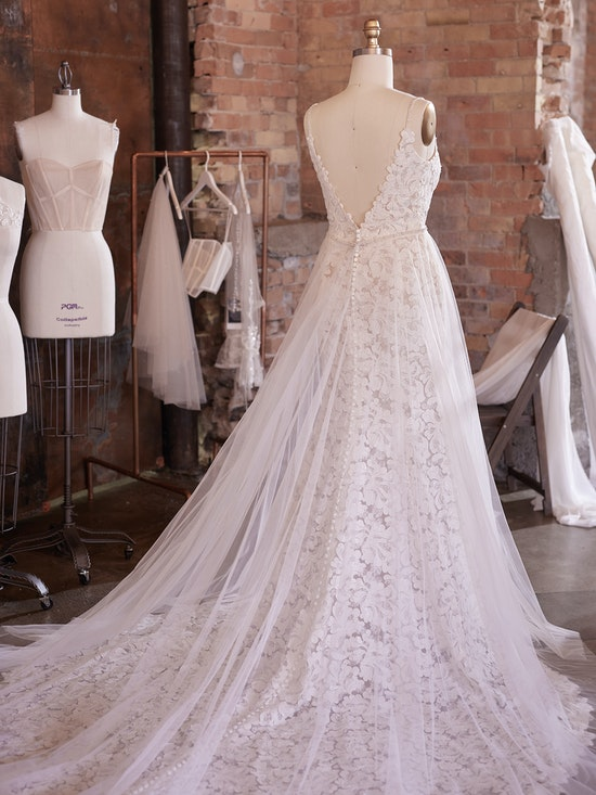 Sottero and Midgley Wedding Dress Dasha 21SN757A01 Alt104