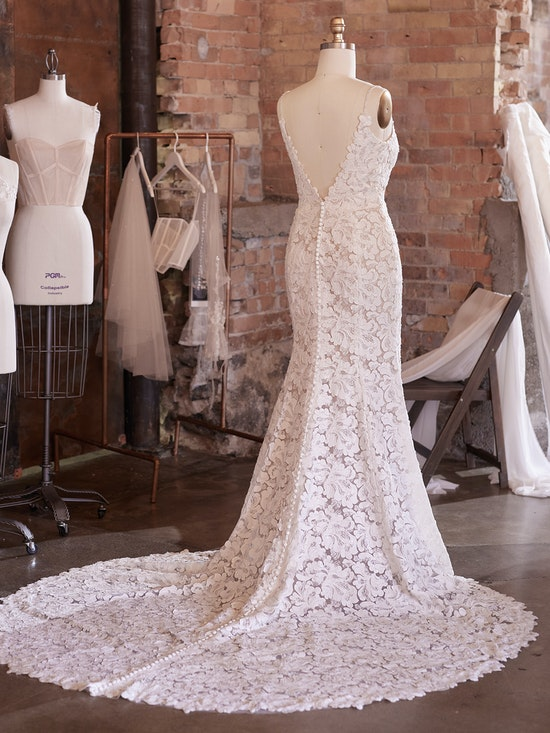 Sottero and Midgley Wedding Dress Dasha 21SN757A01 Alt105