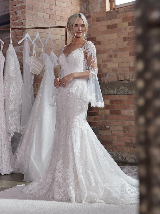 Sottero and Midgley Wedding Dress Dublin 21SS811A01 Alt050