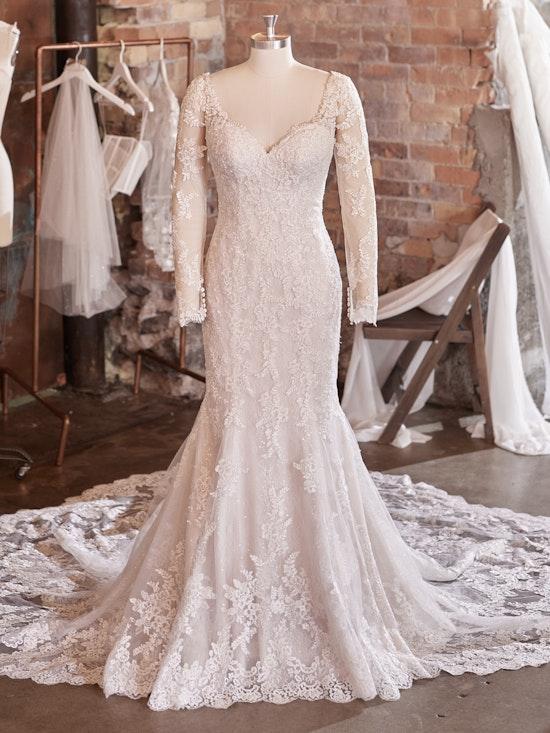 Sottero and Midgley Wedding Dress Dublin 21SS811A01 Alt100