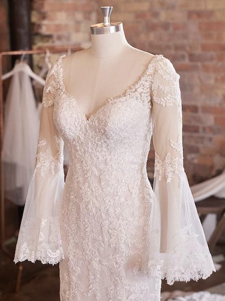 Sottero and Midgley Wedding Dress Dublin 21SS811A01 Alt101