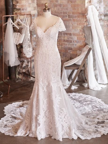 Sottero and Midgley Wedding Dress Dublin 21SS811B01 Alt100