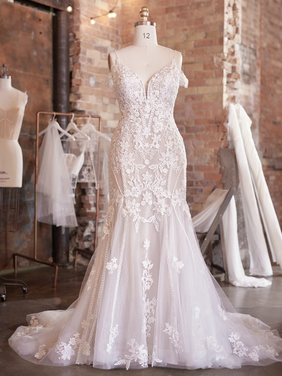 Sottero and Midgley Wedding Dress Grayson 21SW808A01 Alt100