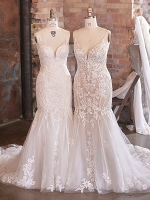 Sottero and Midgley Wedding Dress Grayson 21SW808A01 Alt107