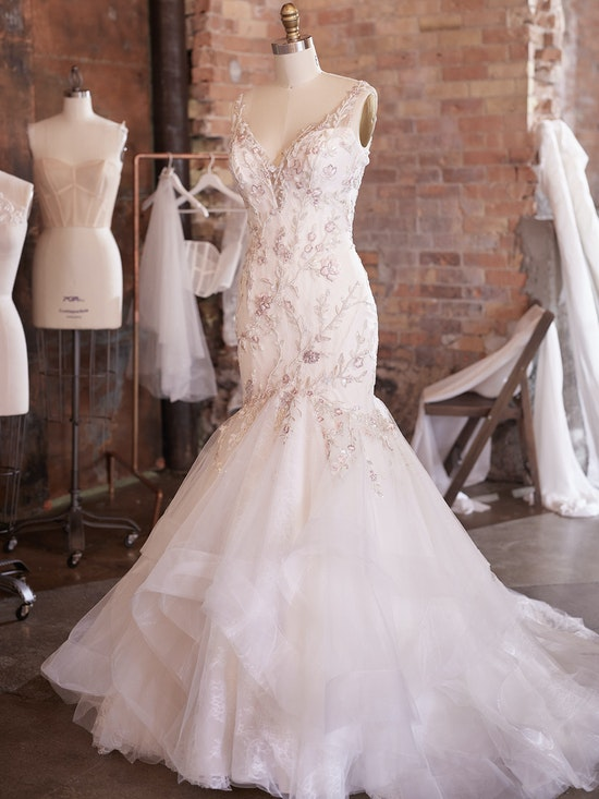 Sottero and Midgley Wedding Dress Kenleigh 21SK774A01 Alt100