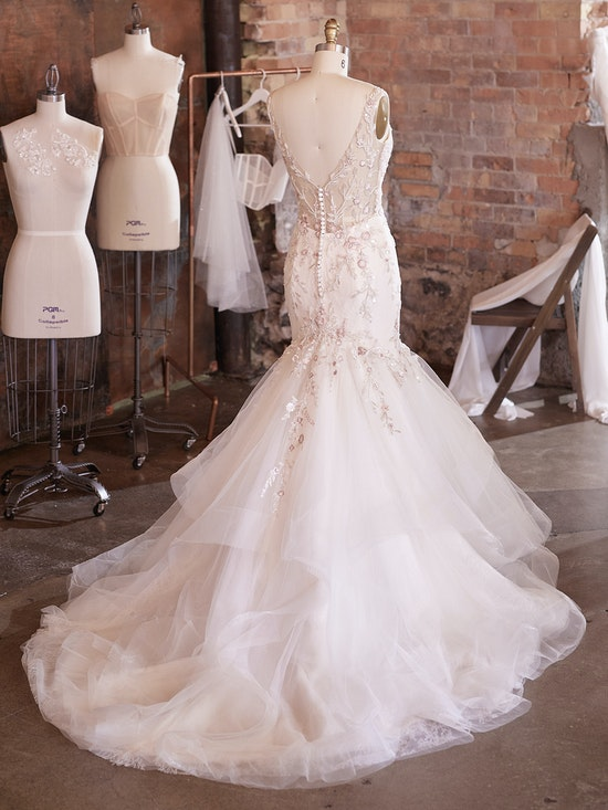 Sottero and Midgley Wedding Dress Kenleigh 21SK774A01 Alt105