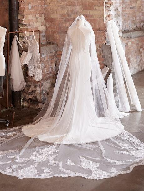 Sottero and Midgley Wedding Dress Kevyn VL09SC803 Alt101
