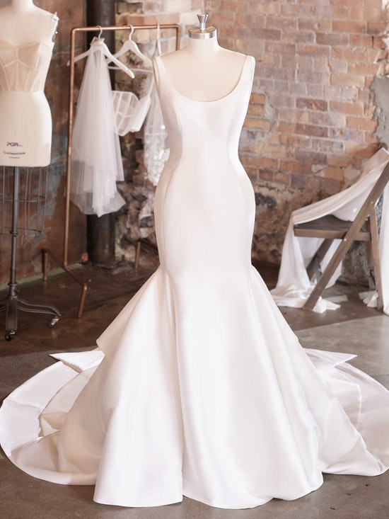 Sottero and Midgley Wedding Dress Kitara 21SW863A01 Alt100