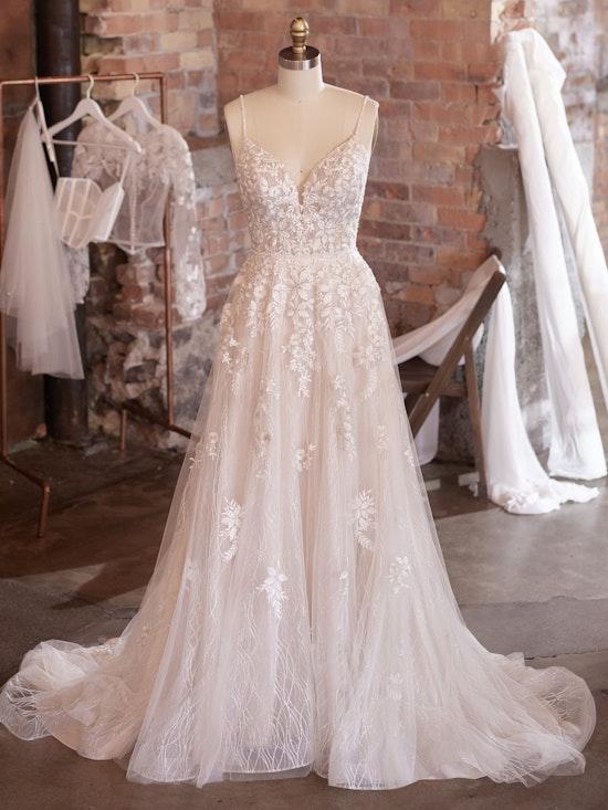 Sottero and Midgley Wedding Dress Laramie 21SS766A01 Alt100