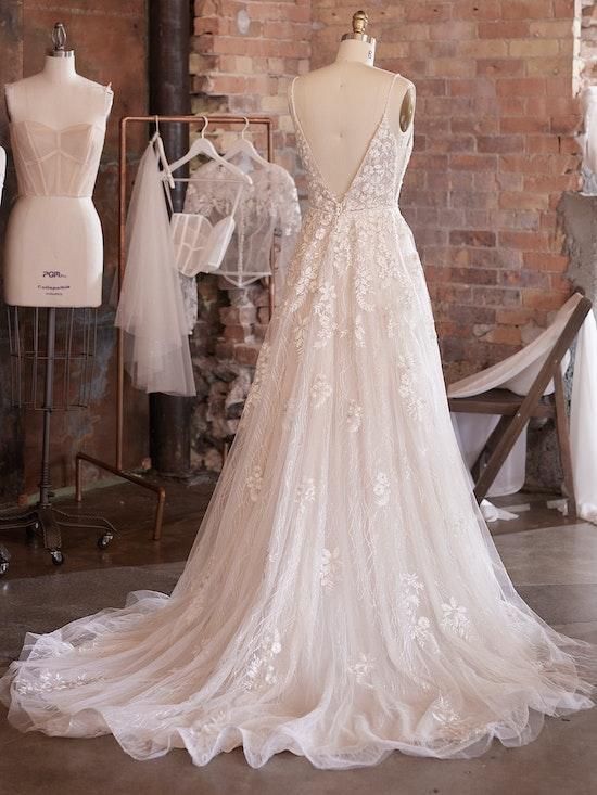 Sottero and Midgley Wedding Dress Laramie 21SS766A01 Alt104