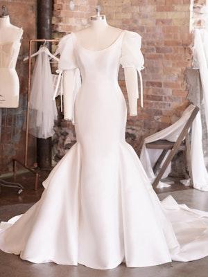 Sottero and Midgley Wedding Dress Manon DS021MC860 Alt101