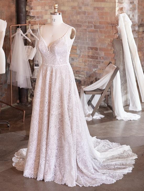 Sottero and Midgley Wedding Dress Petra 21SC797A01 Alt100