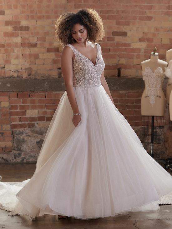 Sottero and Midgley Wedding Dress Priyanka 21SZ823A01 Alt050