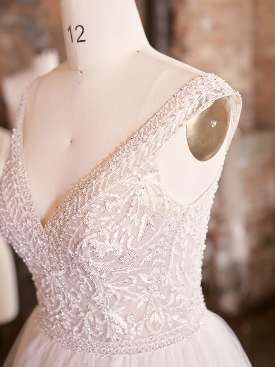 Sottero and Midgley Wedding Dress Priyanka 21SZ823A01 Alt101