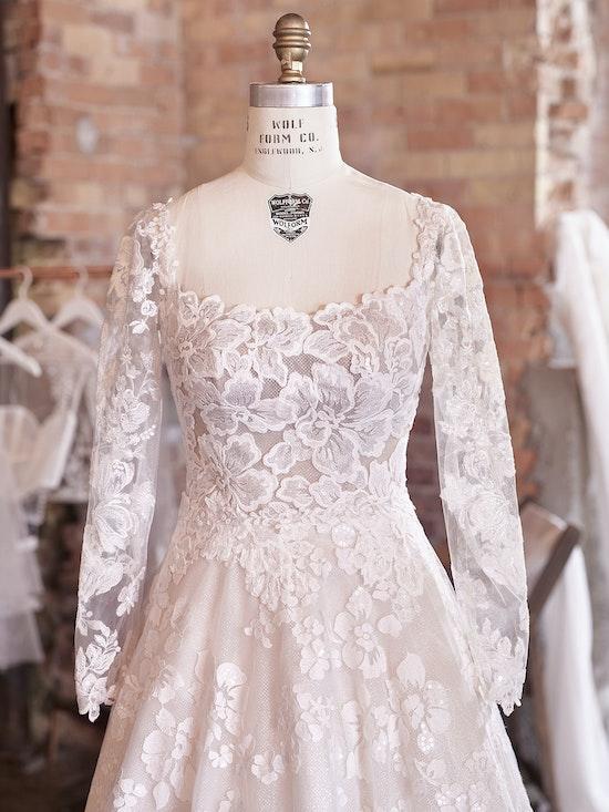 Sottero and Midgley Wedding Dress Sawyer 21SS758A01 Alt101