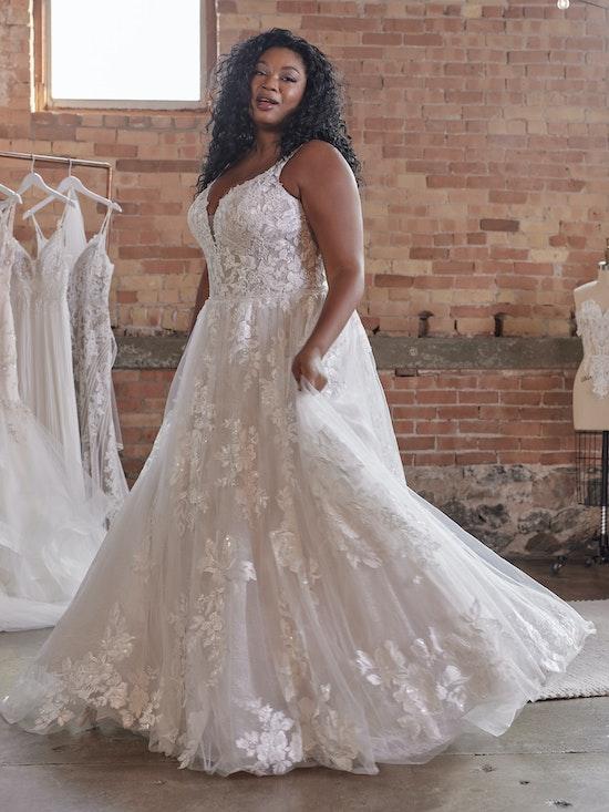 Sottero and Midgley Wedding Dress Valona 21SS786A01 Alt050