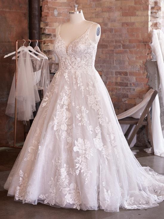 Sottero and Midgley Wedding Dress Valona 21SS786A01 Alt100