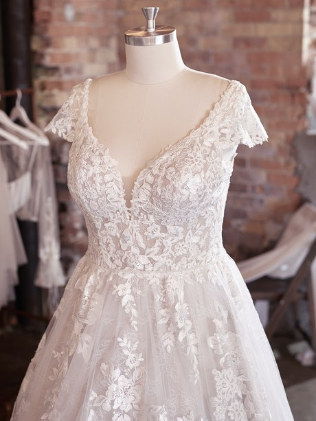Sottero and Midgley Wedding Dress Valona 21SS786A01 Alt102