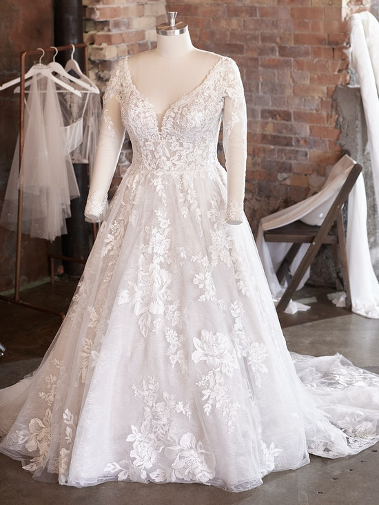 Sottero and Midgley Wedding Dress Valona 21SS786A01 Alt104