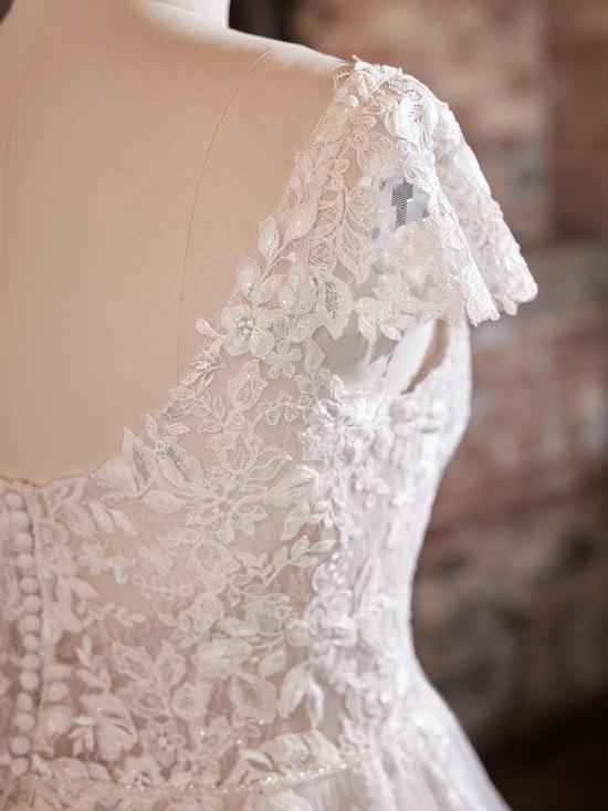 Sottero and Midgley Wedding Dress Valona 21SS786A01 Alt106