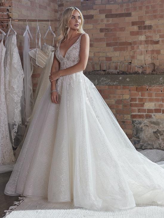 Sottero and Midgley Wedding Dress Verina 21SV859A01 Alt050