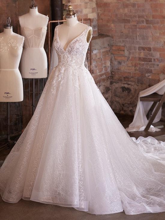 Sottero and Midgley Wedding Dress Verina 21SV859A01 Alt100