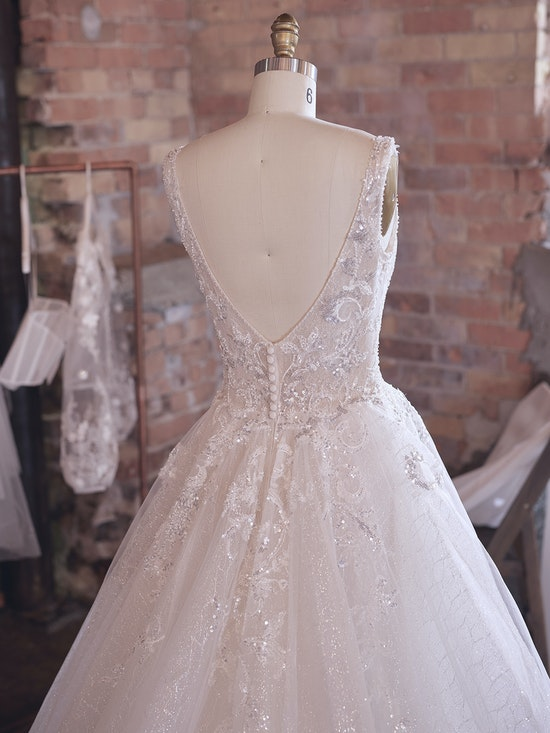 Sottero and Midgley Wedding Dress Verina 21SV859A01 Alt104