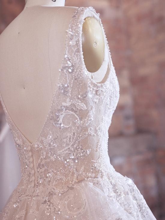 Sottero and Midgley Wedding Dress Verina 21SV859A01 Alt105